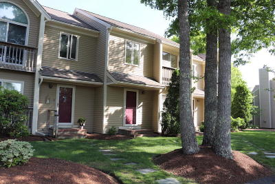 Yarmouth Condo/Townhouse For Sale: 15 Denver Drive #C3