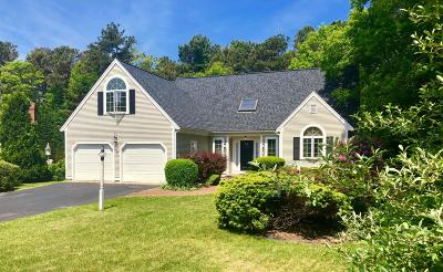 Barnstable Single Family Home For Sale: 17 Myrica Lane