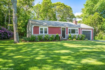 Harwich Single Family Home Active W/Contingency: 13 Carol Lane