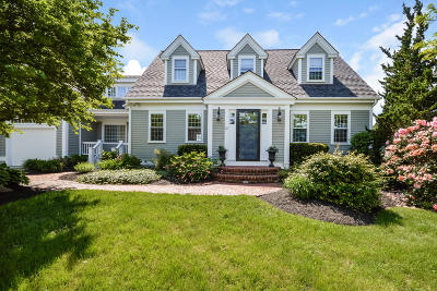 Falmouth Single Family Home For Sale: 42 Downer Road