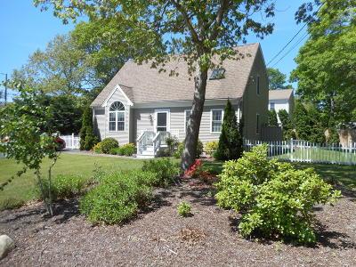 Falmouth Single Family Home For Sale: 6 Roberta Jean Circle