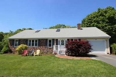 Yarmouth Single Family Home For Sale: 117 Baxter Avenue