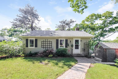 Falmouth Single Family Home For Sale: 119 A Lake Shore Drive