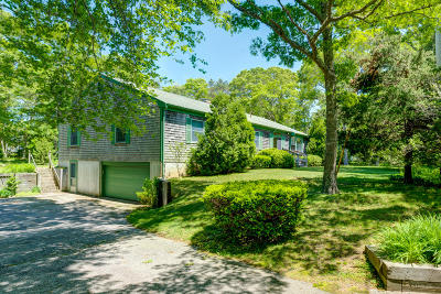 Yarmouth MA Single Family Home For Sale: $519,900