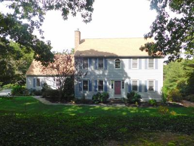 Barnstable Single Family Home For Sale: 164 Lothrops Lane