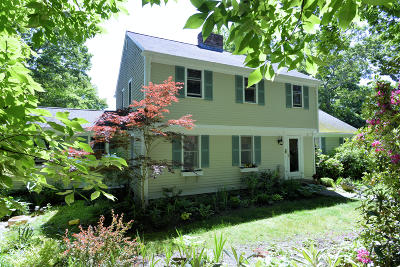 Barnstable Single Family Home For Sale: 16 Old Toll Road
