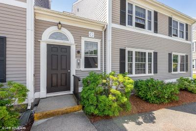 Harwich Condo/Townhouse Active W/Contingency: 2 Englewood Drive #G-2