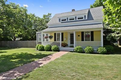 Yarmouth Single Family Home For Sale: 214 Old Main Street