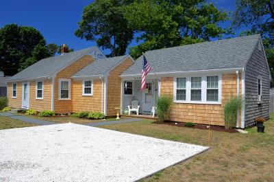 Yarmouth Single Family Home For Sale: 279 Wood Road