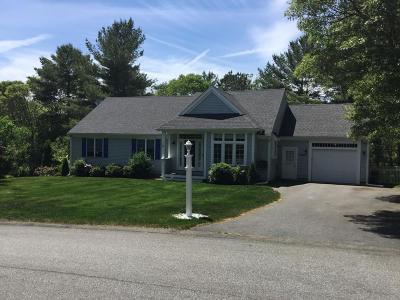 Mashpee Single Family Home For Sale: 101 Snead Drive