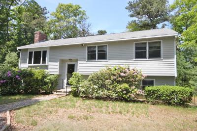 Falmouth Single Family Home Active W/Contingency: 89 Happy Hollow Road