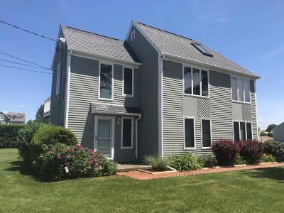 Falmouth Condo/Townhouse For Sale: 19 Boyer Road #A