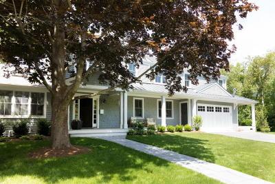 Barnstable Single Family Home For Sale: 100 Meadowlark Lane