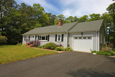 Barnstable Single Family Home For Sale: 180 Mooring Drive
