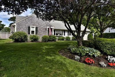 Barnstable Single Family Home For Sale: 17 Sea Meadow Circle