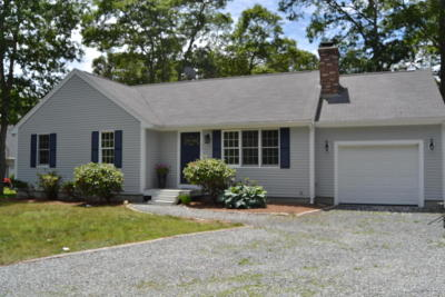 Barnstable Single Family Home For Sale: 77 Mitchell's Way