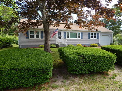 Barnstable Single Family Home For Sale: 16 Edlen Lane