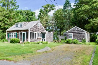 Falmouth Single Family Home For Sale: 45 Hillside Avenue