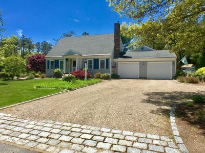 Brewster Single Family Home For Sale: 170 Brook Trail Road