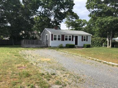 Yarmouth MA Single Family Home For Sale: $262,900