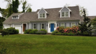 Falmouth Single Family Home For Sale: 1 Cachalot Lane