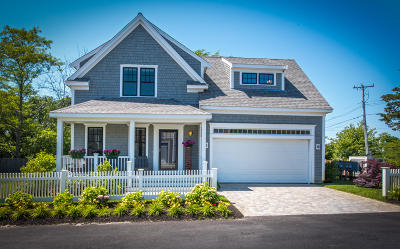 Provincetown Single Family Home For Sale: 48 Winslow Street
