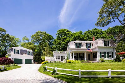 Barnstable Single Family Home For Sale: 30 Ocean View Avenue