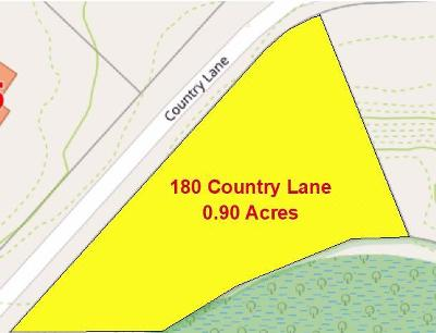 Eastham Residential Lots & Land For Sale: 180 Country Lane