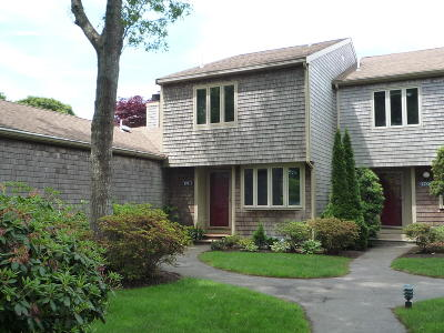 Falmouth Condo/Townhouse For Sale: 171 Bay Branch Way