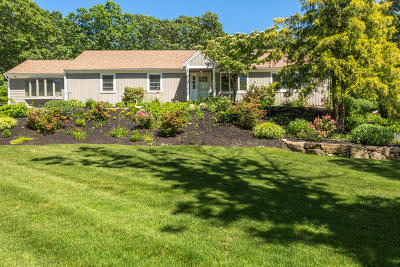Sandwich Single Family Home Active W/Contingency: 22 Meadow Spring Drive