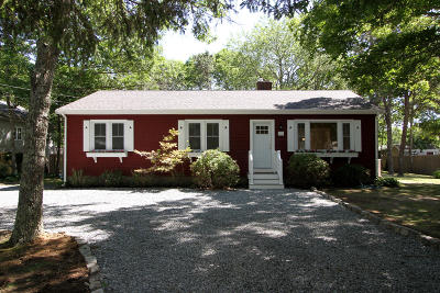 Falmouth Single Family Home For Sale: 33 Highview Drive