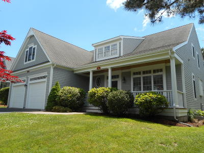 Mashpee Single Family Home For Sale: 91 Palmer Road