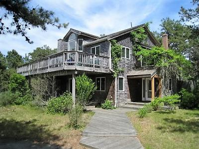 Wellfleet Single Family Home Active W/Contingency: 30 Cove View Road