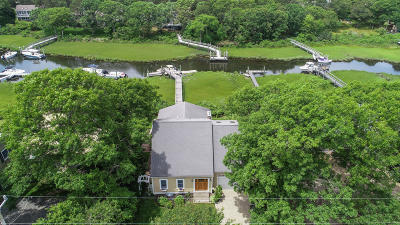 Falmouth Single Family Home For Sale: 151 W Edgewater Drive