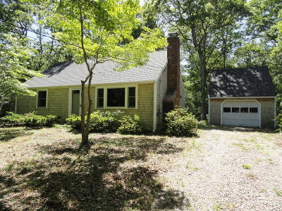 Brewster Single Family Home Active W/Contingency: 69 Beach Rose Lane