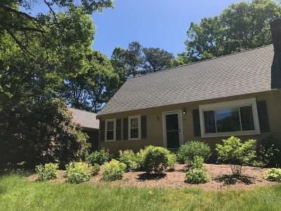 Barnstable Single Family Home For Sale: 100 Liam Lane