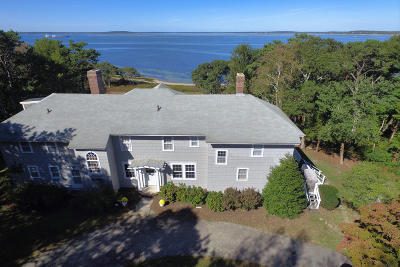 Bourne Single Family Home For Sale: 380 Wings Neck Road