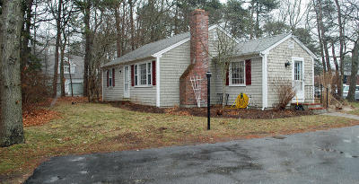 Barnstable Single Family Home For Sale: 278 Pitcher's Way