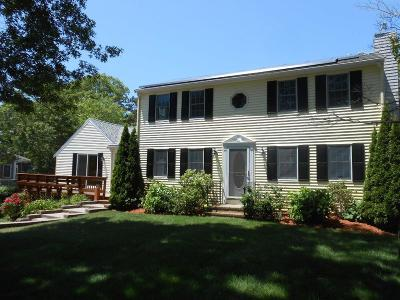 Falmouth Single Family Home For Sale: 93 Squibnocket Drive