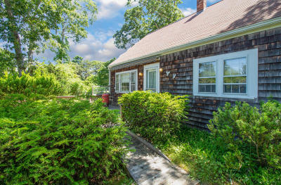 Eastham Single Family Home For Sale: 1180 Old Orchard Road
