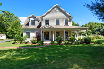 Falmouth Single Family Home For Sale: 6 Willow Nest Lane