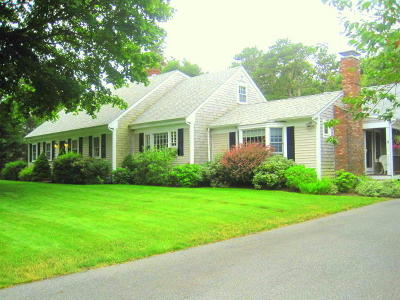 Harwich Single Family Home For Sale: 6 Sterling Road