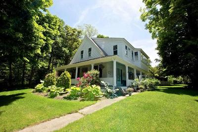 Yarmouth Single Family Home For Sale: 303 Route 6a