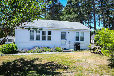 Wellfleet Condo/Townhouse Active W/Contingency: 1937 State Hwy Rte 6 #7 G