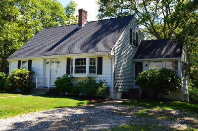 Falmouth Single Family Home For Sale: 48 Saint Marks Road