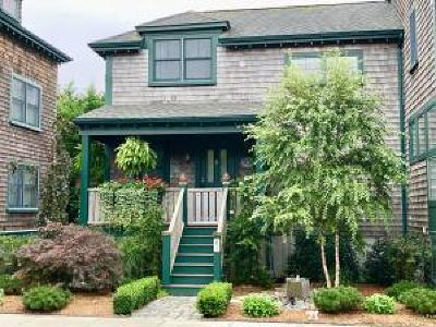 Provincetown Condo/Townhouse For Sale: 8 Meadow Road #U1