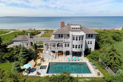 Falmouth MA Single Family Home For Sale: $4,995,000