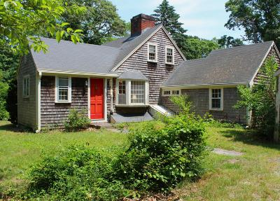 Orleans MA Single Family Home Active W/Contingency: $995,000
