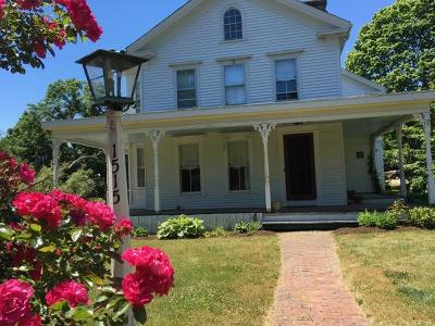 Wellfleet Single Family Home For Sale: 1515 Baker Avenue