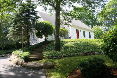 Sandwich Single Family Home For Sale: 3 Westwind Circle